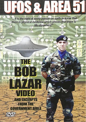 UFOs and Area 51 - the Bob Lazar Video