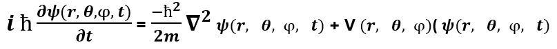 Schrodinger Wave Equation - Generic Potential Function