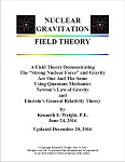 Nuclear Gravitation Field Theory e-Book