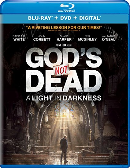 God's Not Dead - A Light in Darkness Blu Ray