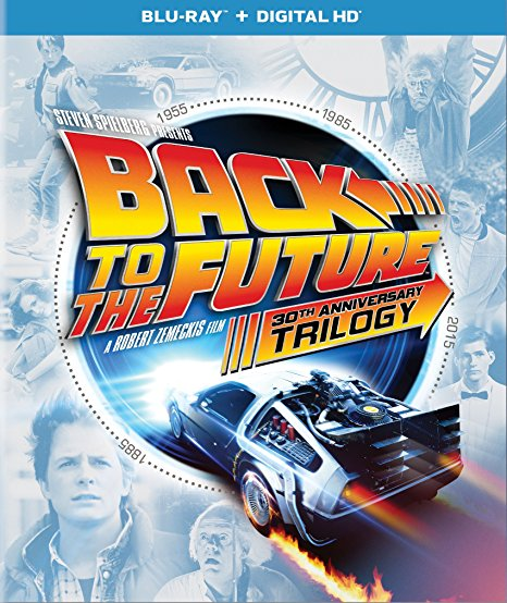 Back to the Future Trilogy - 30th Anniversary