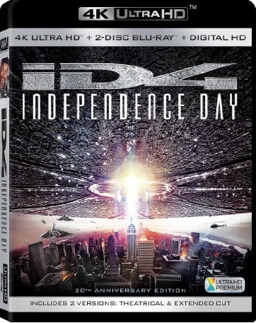 Independence Day - 20th Anniversary