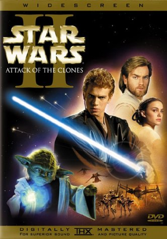 Star Wars Episode II - The Attack of the Clones
